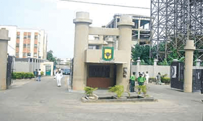 Students protest fee hike in YABATECH
