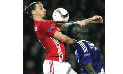 Mourinho wants Zlatan, Lukaku to compete