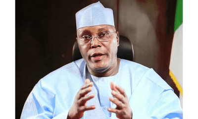 This is Atiku's time to be President, says Gov Ortom