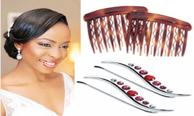 Enhance your beauty with fancy hair accessories