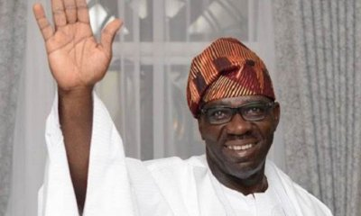 Just let Godwin Obaseki be