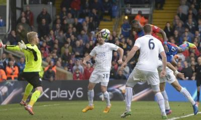 EPL: Palace hold Leicester; Everton beat Burnley; Hull, Swansea lose