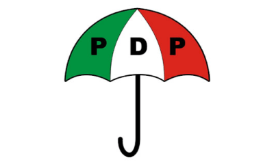 Edo: PDP flays alleged N6bn defection/ticket bribe