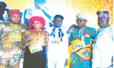 Ariya Repete: Excitement in Ilorin, Ijebu Ode as contestants qualify for quarter finals