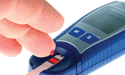 'Diabetes doubles risk of early death'