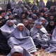 Why we refused to return home –Gun wielding Chibok girls