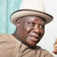Police invade Edwin Clark's home in search of arms