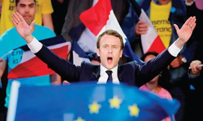 Macron should have visited Kalakuta Republic –Dede Mabiaku