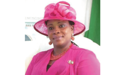My husband announced me as GO before his death –Prophetess Modupeola Oluyemi (Mama Olomi Now Now)