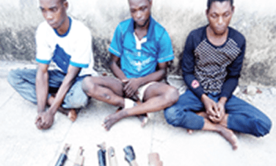 We work for traditional rulers –Suspected cultists