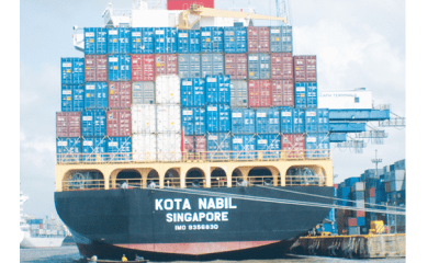 Revenue: Terminal operator shifts to general cargo