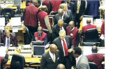 NSE halts losing streak with marginal gain