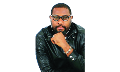 Charles O'Tudor marks 46th birthday with 406 young entrepreneurs