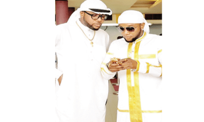My brother, E-Money's wealth is clean –Kcee