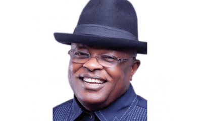 Umahi: Buhari promises more projects for South-East