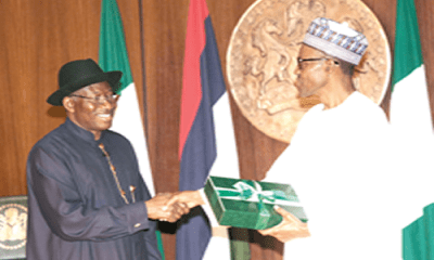 Buhari: Why I defeated Jonathan in 2015