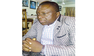 People will beg Ortom to recontest in 2019 –Kwaghngu