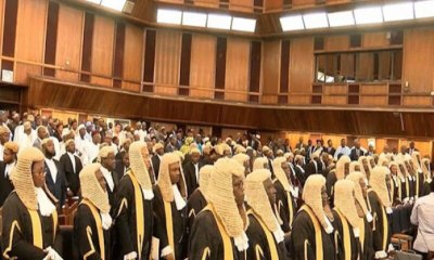 Recalled Judges: NJC blasts Sagay, Obono-Obla