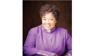 65 cheers for Bishop Peace Okonkwo