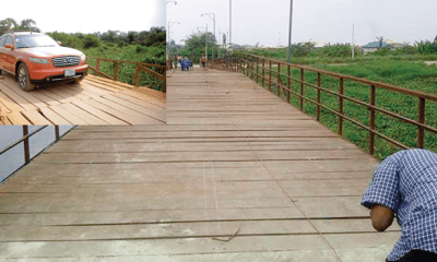 Private toll bridges: Fasehun,  others milking us dry –Commuters
