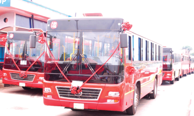 Agonies of LAGBUS workers' strike