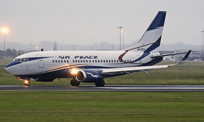Air Peace counts losses as airport manager disrupts operations