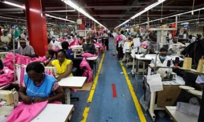 Nigeria's textile industry gasping for breath, needs N1trn
