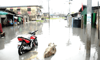 July 22: Day of election, flood, collapsed building