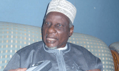 Ministers: Buhari's list tainted with names of corrupt persons – Yakassai