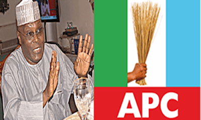 APC creating era of poverty, starvation – Atiku
