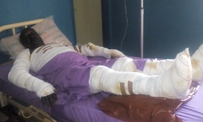 Journalist, wife, son die after gas explosion