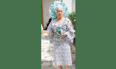 Cynthia Adeyemi adopts a low profile