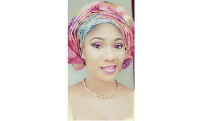 Any woman that sleeps with man of God is cursed –Prophetess Maryann Oshoffa