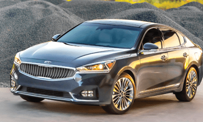 Kia tops J.D. Power's quality nameplate ranking