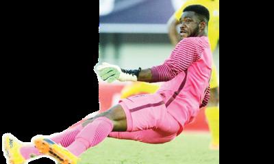 Fresh goalkeepers' crisis hits Eagles
