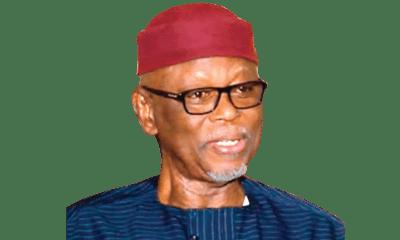 Oyegun to Oshiomhole: Stop heating up Edo polity