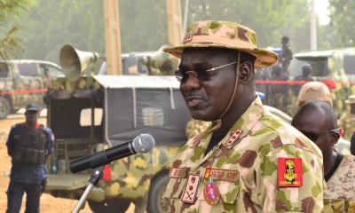 Blame Buhari for Buratai's defeatist comment – PDP