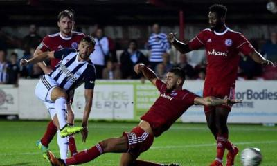 Watford eliminated from League Cup by lower-tier Bristol City