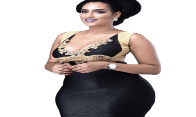 Juliet Ibrahim donates N1m to Benue flood victims, tasks colleagues to show love