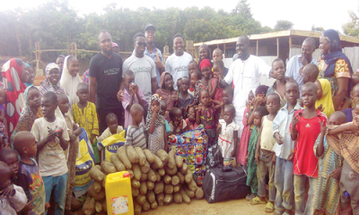 Shocked by plight of IDPS