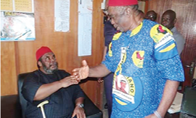 Edochie gets gratuity from Anambra Broadcasting Services 19 years after
