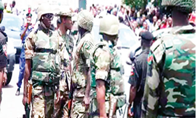 NIGERIA'S DEMOCRACY and TALES OF MILITARY INVASIONS