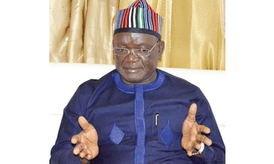Ortom dethrones three traditional rulers over involvement in Katsina-Ala unrest