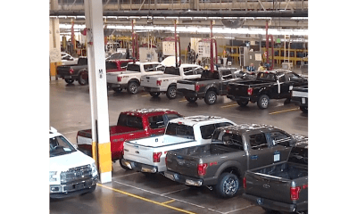 Coscharis Ford Assembly Plant opens in Lagos