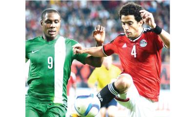 AFCON qualifiers: Nine players arrive camp in Asaba