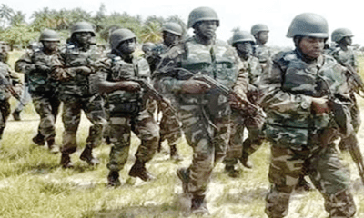 ISSUES:  X-raying the Giant strides of the Nigerian Army