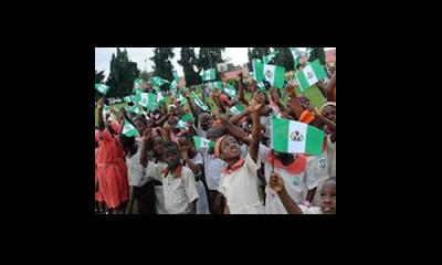 The Nigerian child at 57