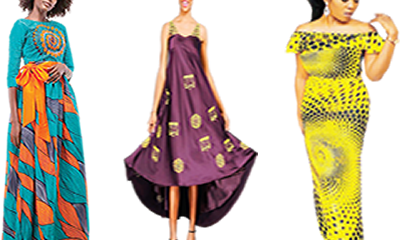 Fascinating ankara styles for party enthusiasts