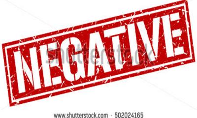 When negative reinforcement works, when it fails
