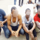 Bank guard, others arrested for burgling homes